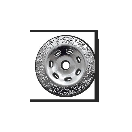 Disque Agrain® Carbure de Tungstène - Gros grain